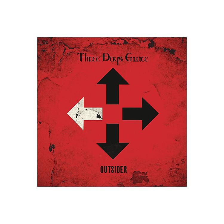 AllianceThree Days Grace - Outsider