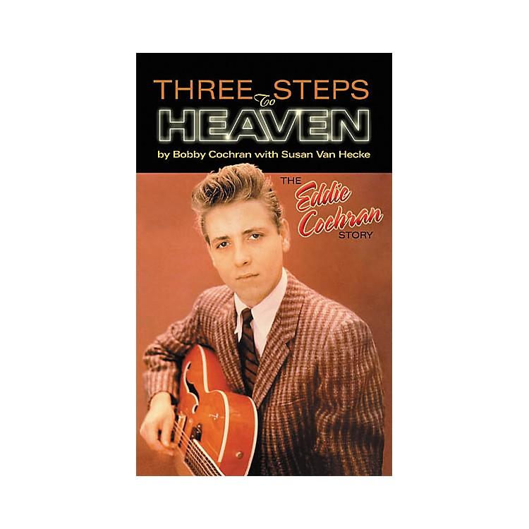 Hal LeonardThree Steps to Heaven: The Eddie Cochran Story (Book)