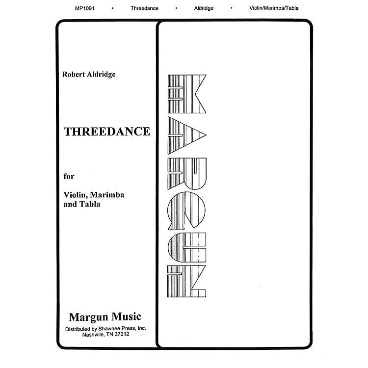 Margun MusicThreedance Shawnee Press Series by Robert Aldridge