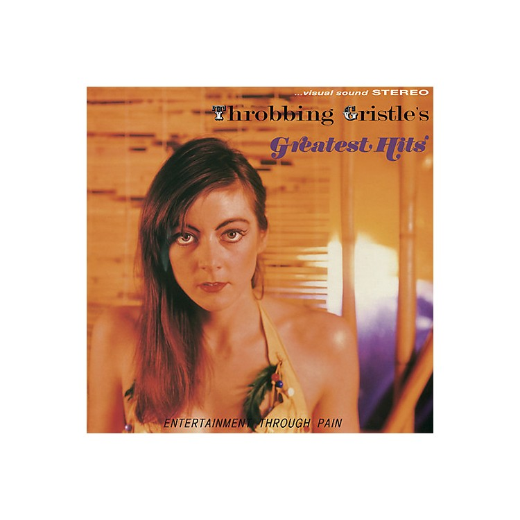 Alliance Throbbing Gristle - Throbbing Gristle's Greatest Hits