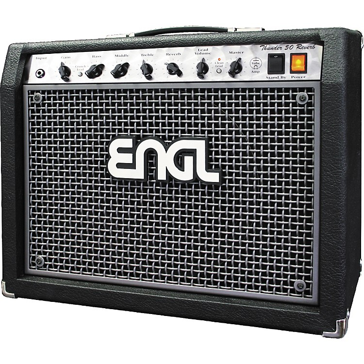 EnglThunder 50W 1x12 Guitar Combo Amp with Reverb