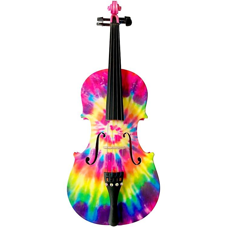 Rozanna's ViolinsTie Dye Series Violin Outfit4/4