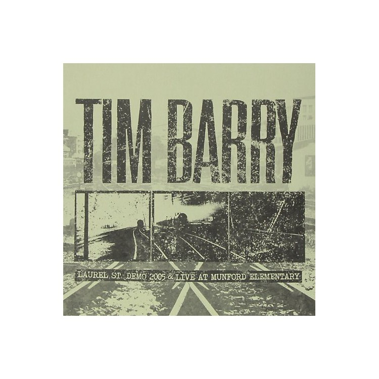 Alliance Tim Barry - Laurel St. Demo 2005 & Live at Munford Elementary