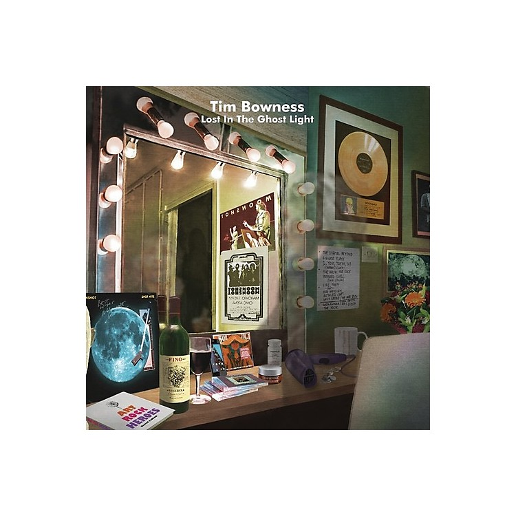 AllianceTim Bowness - Lost In The Ghost Light