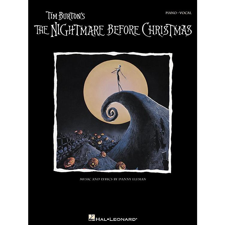 Hal LeonardTim Burton's the Nightmare Before Christmas