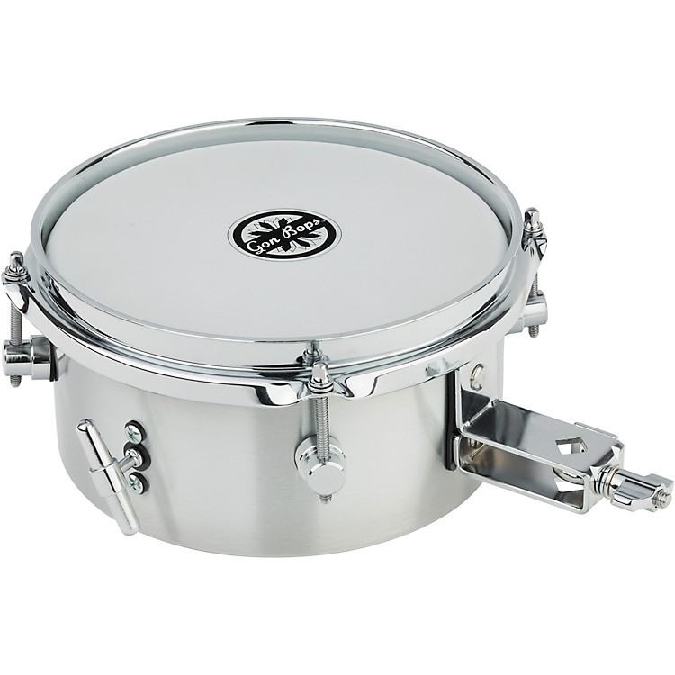 Gon BopsTimbale Snare8 in.Aluminum