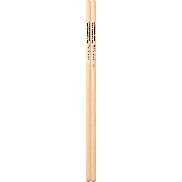 Innovative Percussion Timbalero Hickory Timbale Stick  Wood