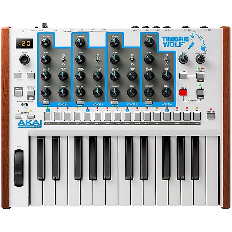 Akai ProfessionalTimbre Wolf Analog Polyphonic Synthesizer