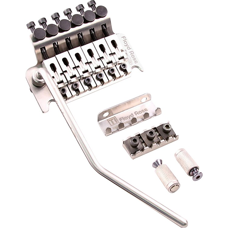 Floyd RoseTitanium Tremolo Bridge Kit with R3 Nut