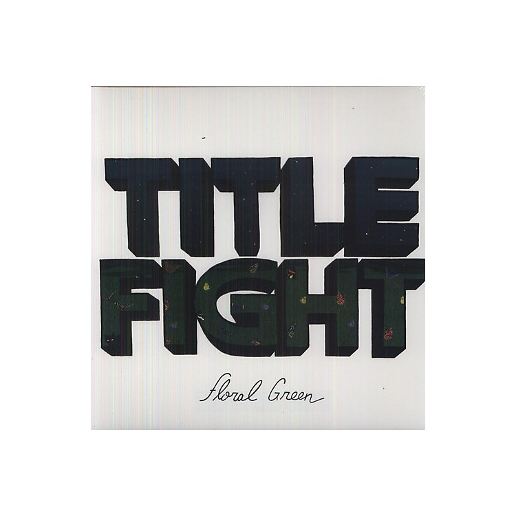 AllianceTitle Fight - Floral Green