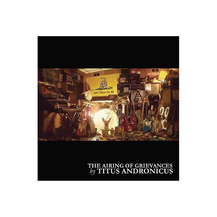 AllianceTitus Andronicus - Airing of Grievances