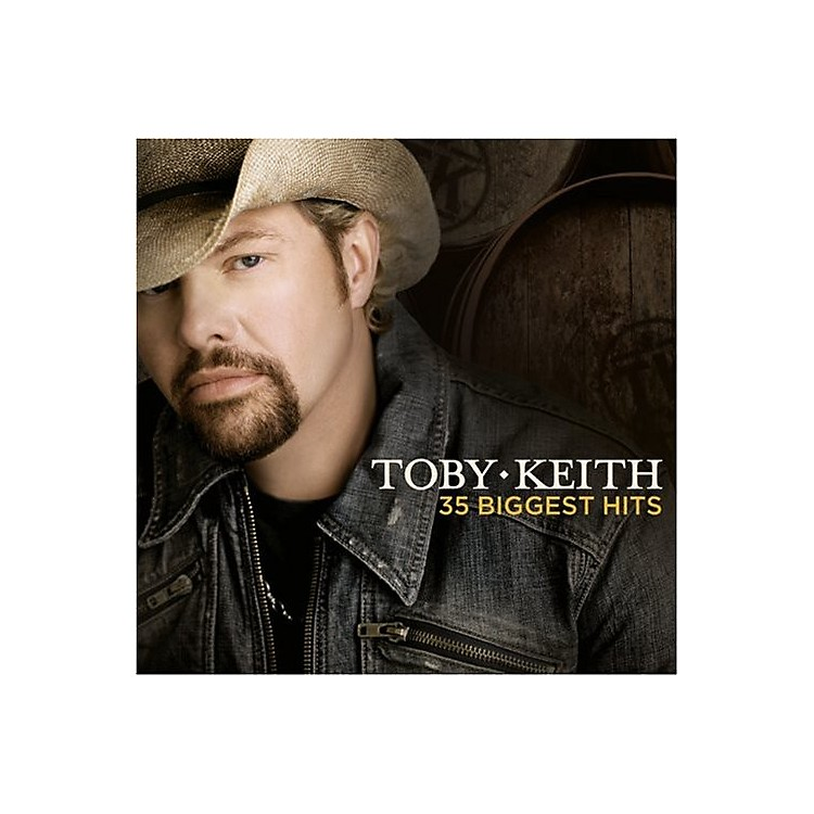 AllianceToby Keith - 35 Biggest Hits (CD)