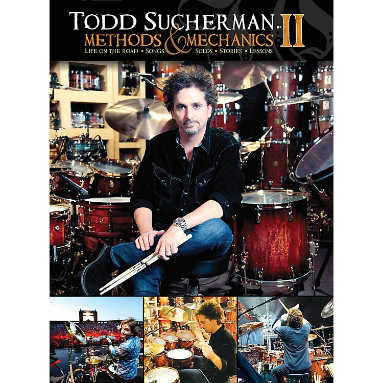 Hudson MusicTodd Sucherman Methods & Mechanics II 2-DVD Set