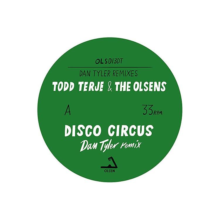 AllianceTodd Terje & Olsens - Dan Tyler Remixes