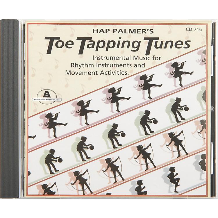 Educational ActivitiesToe Tapping Tunes