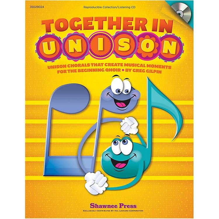 Hal LeonardTogether In Unison Book/CD