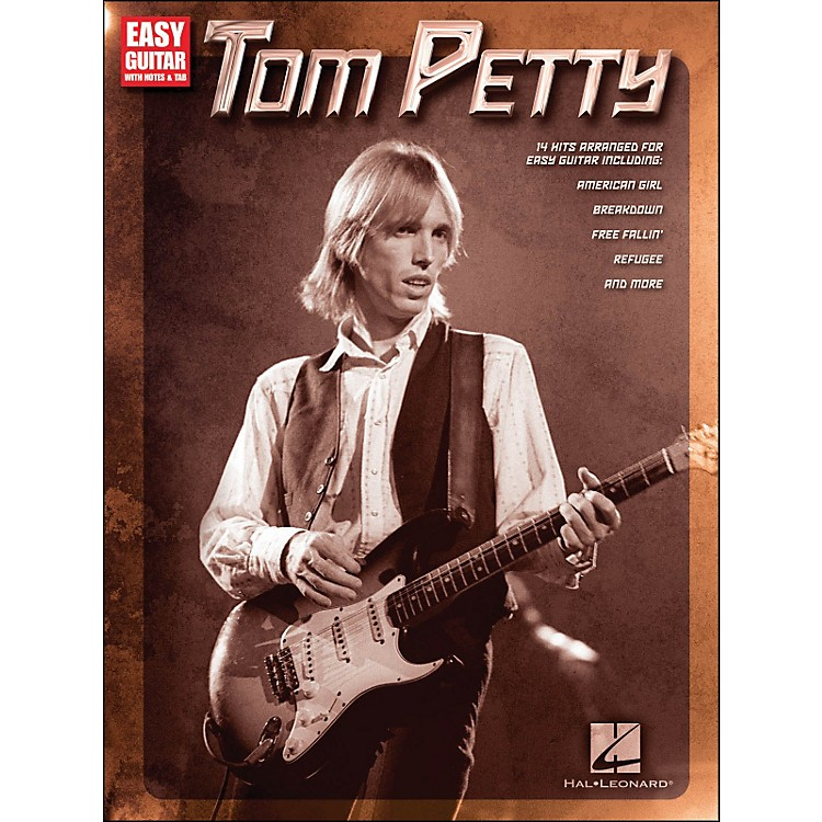 Hal LeonardTom Petty - Easy Guitar Collection (with Tab)