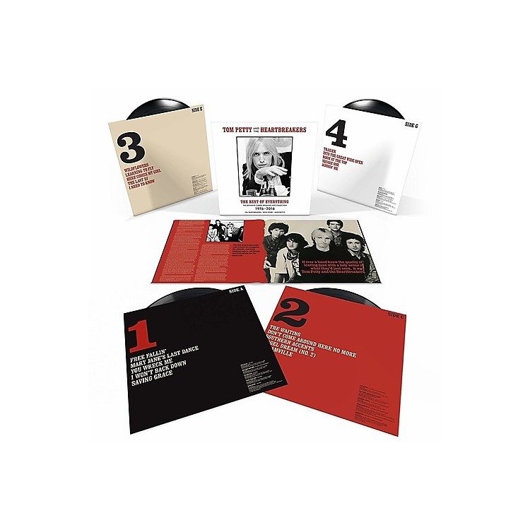 AllianceTom Petty & Heartbreakers - The Best Of Everything - The Definitive Career Spanning Hits Collection