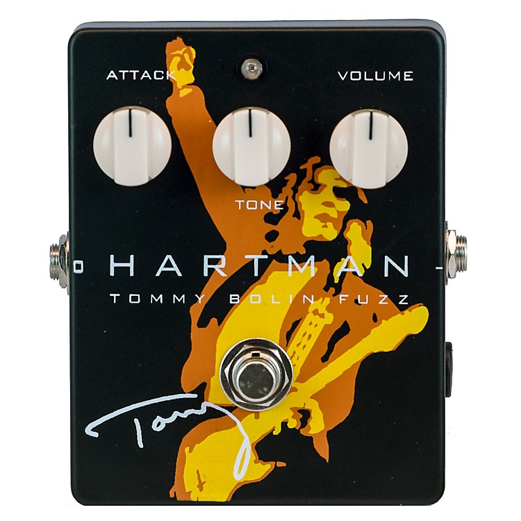 Hartman Electronics Tommy Bolin Signature Fuzz Guitar Effects Pedal