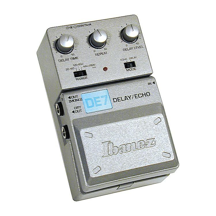 IbanezTone-Lok DE7 Delay/Echo Pedal