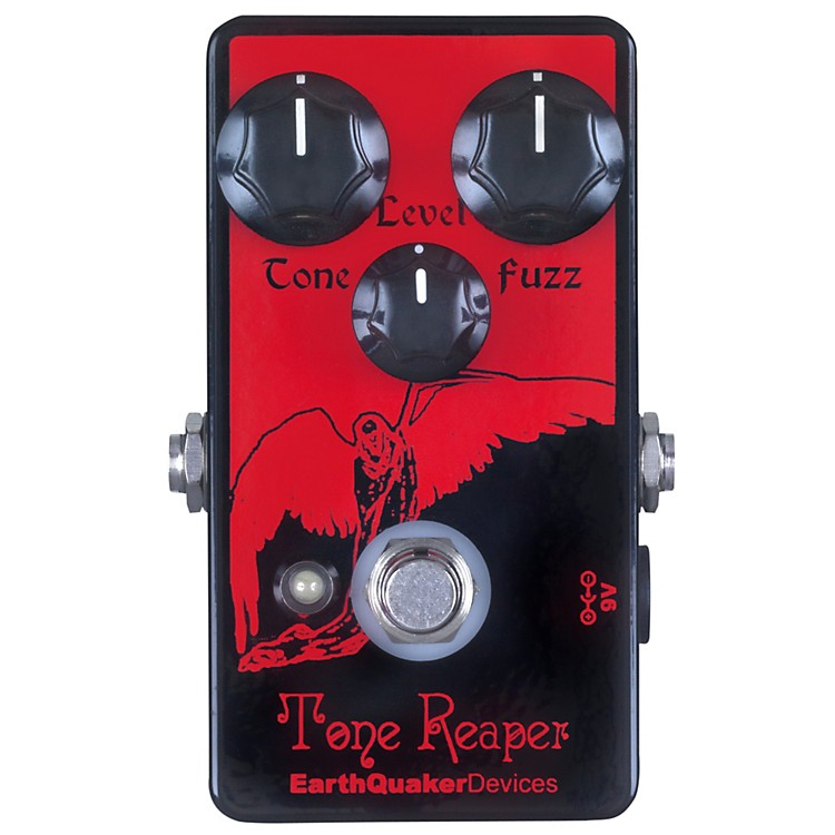 EarthQuaker DevicesTone Reaper Fuzz Guitar Effects Pedal