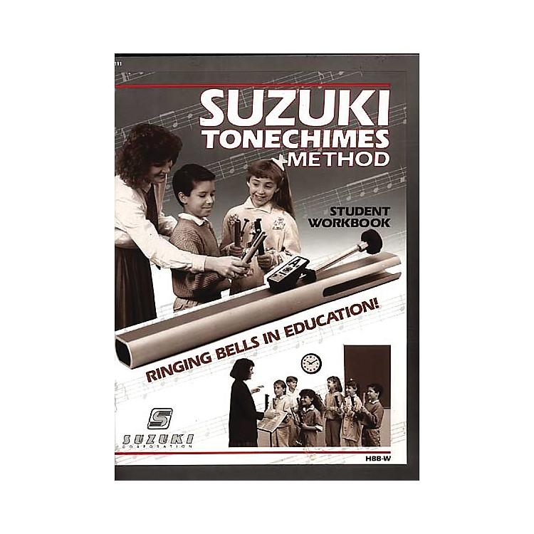 SuzukiToneChimes Music Books Volume 1 to 5Student Workbook