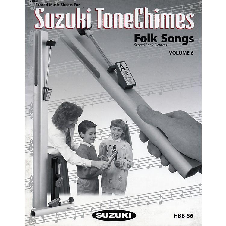 SuzukiToneChimes Music Books Volume 6 to 13