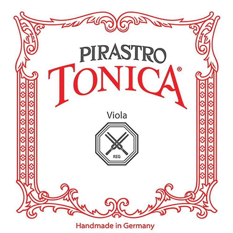 PirastroTonica Series Viola C String16.5-16-15.5-15-in. Silver Weich