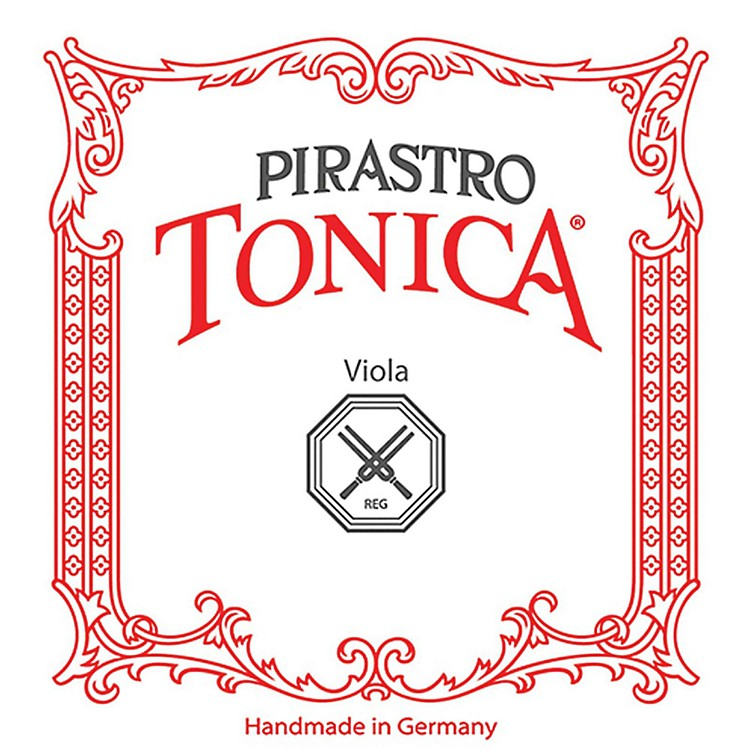 Pirastro Tonica Series Viola G String 16.5-16-15.5-15-in. Medium