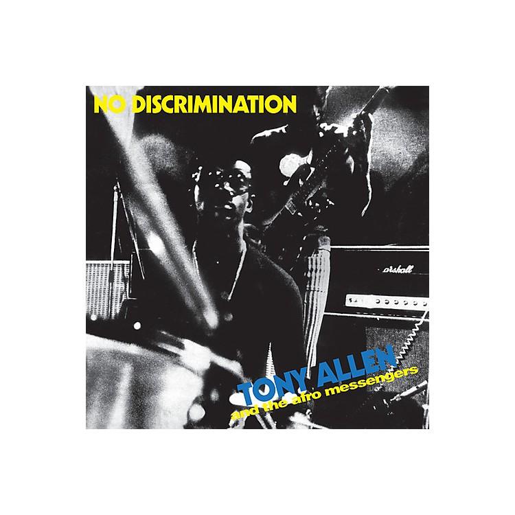 AllianceTony Allen - No Discrimination