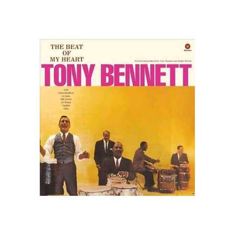 Alliance Tony Bennett - Beat of My Heart