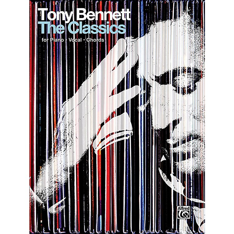 Alfred Tony Bennett - The Classics PVC Book