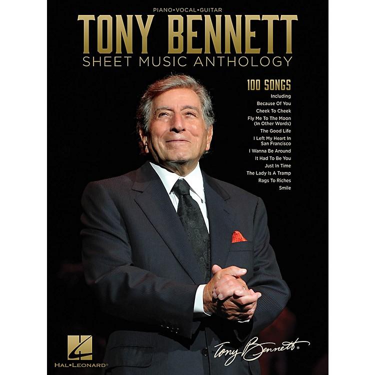 Hal LeonardTony Bennett Sheet Music Anthology Piano/Vocal/Guitar Songbook