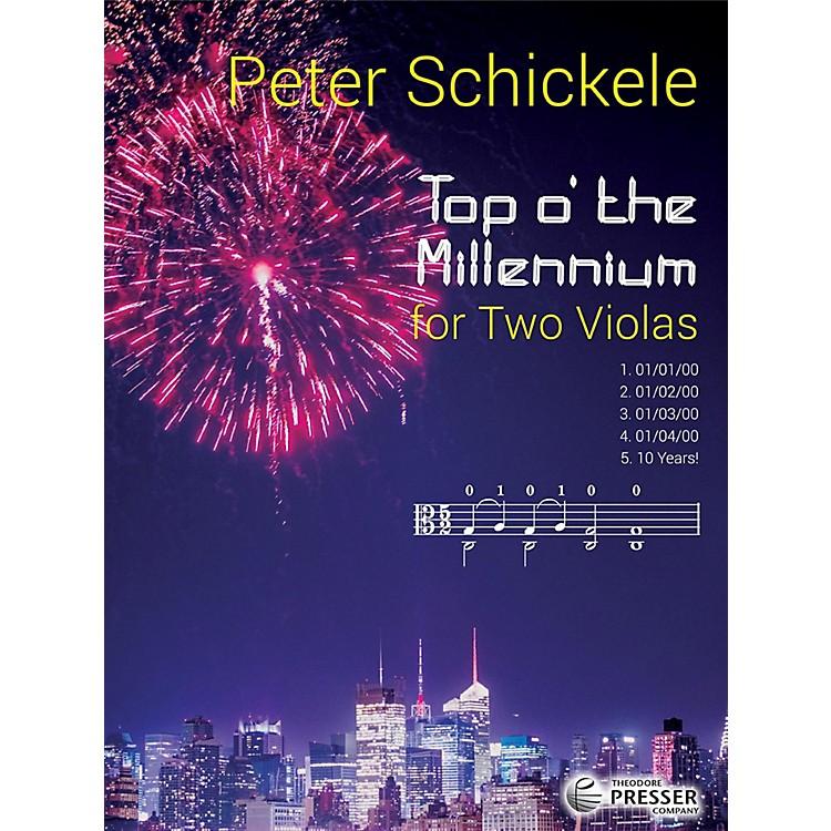 Carl FischerTop O' the Millennium - String Duet