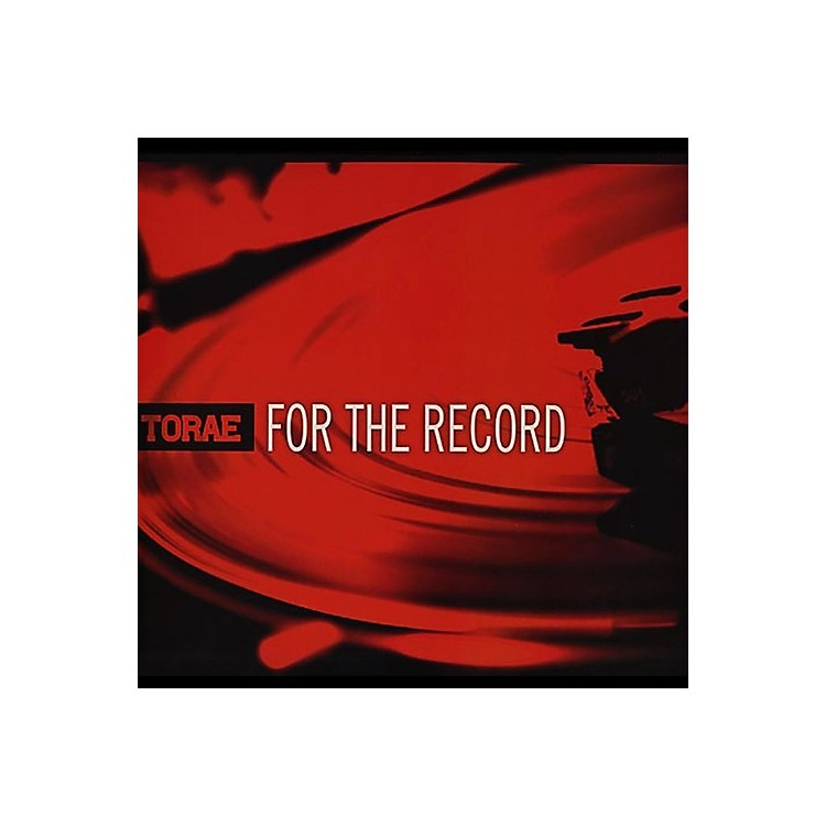 Alliance Torae - For the Record-Red Vinyl