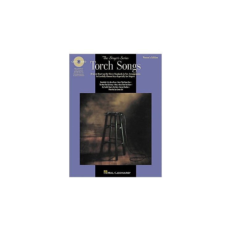 Hal LeonardTorch Songs - Women's Edition