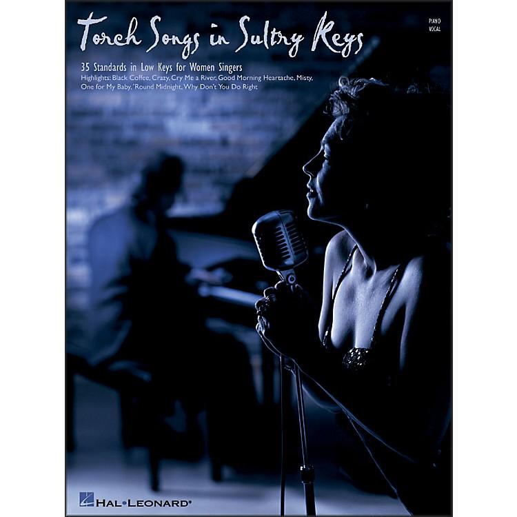 Hal LeonardTorch Songs In Sultry Keys for Women Singers