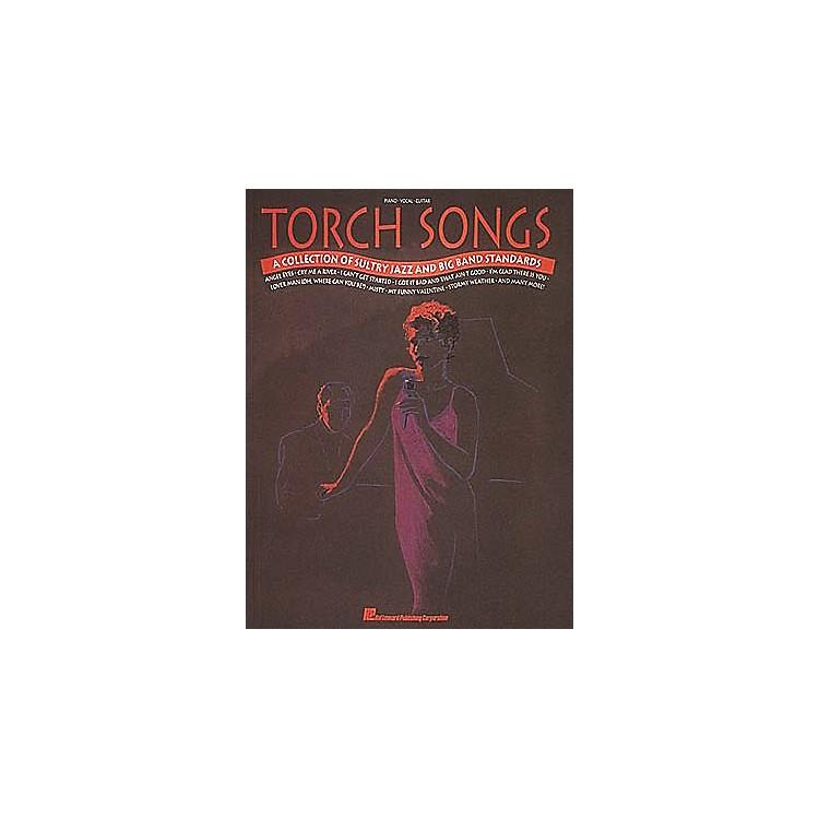 Hal LeonardTorch Songs Piano/Vocal/Guitar Songbook