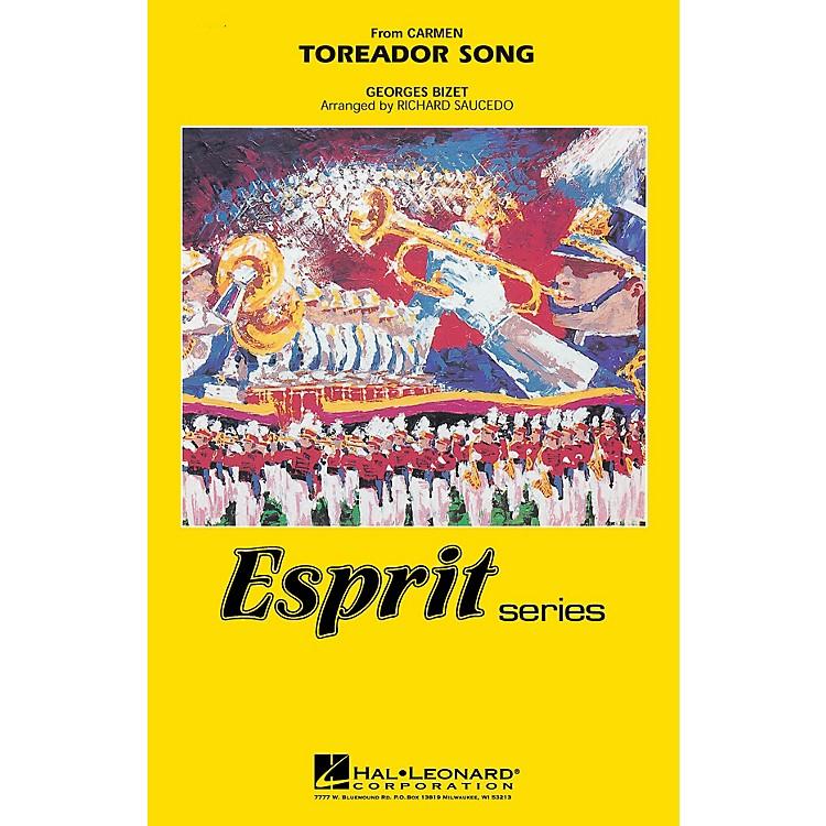 Hal LeonardToreador Song (from Carmen) Marching Band Level 3 Arranged by Richard Saucedo