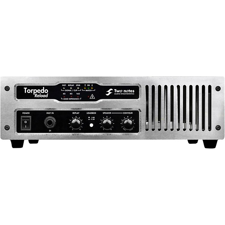 Two Notes Audio EngineeringTorpedo Reload Advanced Attenuator