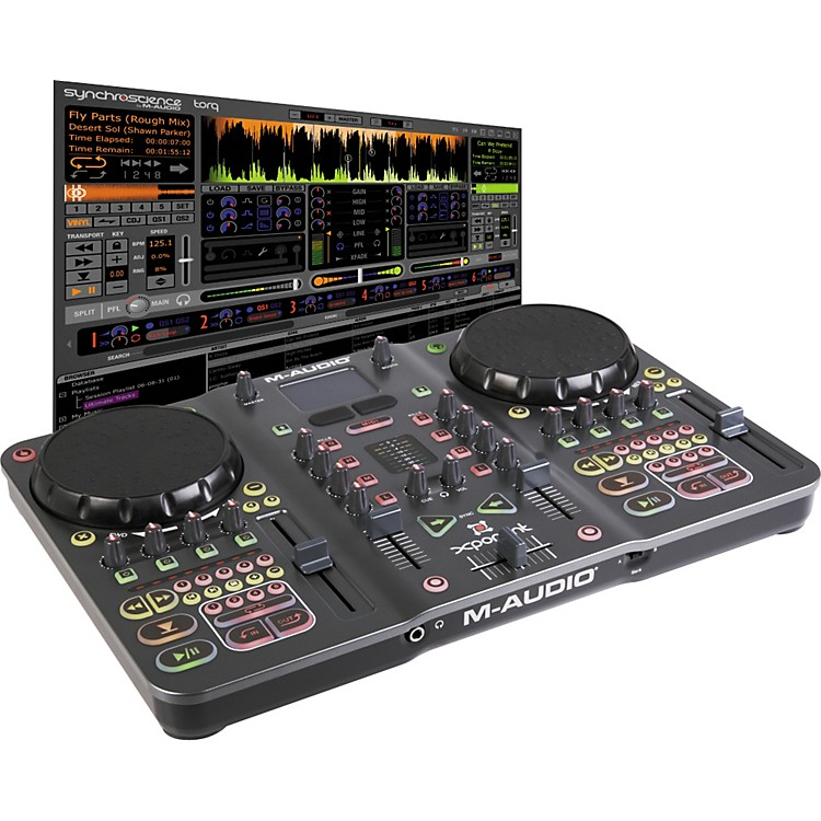 M-Audio Torq Xponent Advanced DJ Performance/Production System