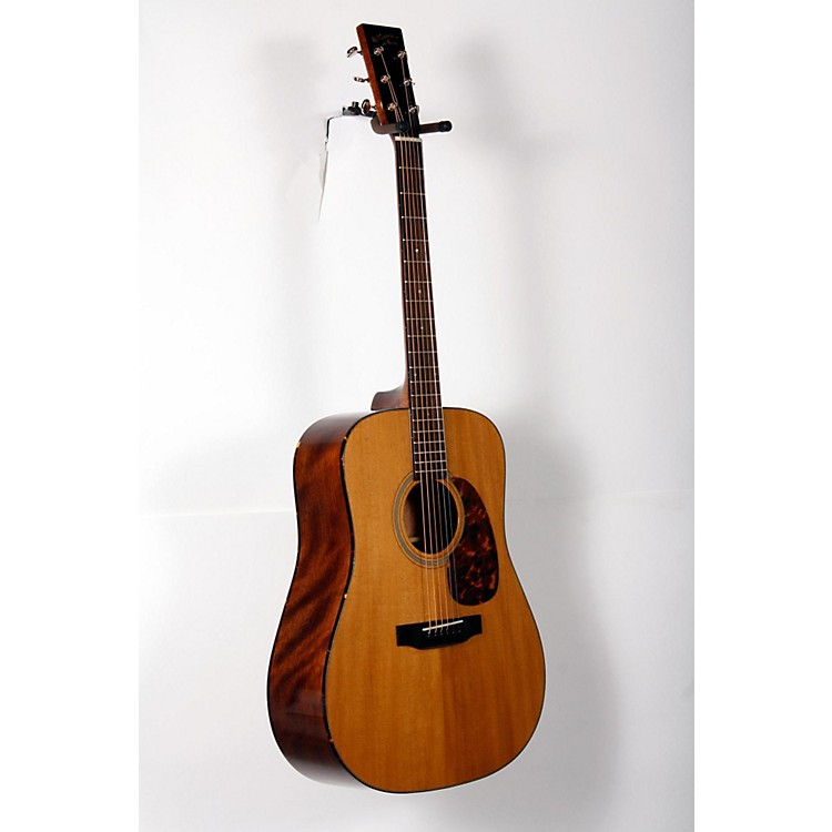 Recording King Torrefied Series RD-T16 Dreadnought Acoustic Guitar Natural 888365899589