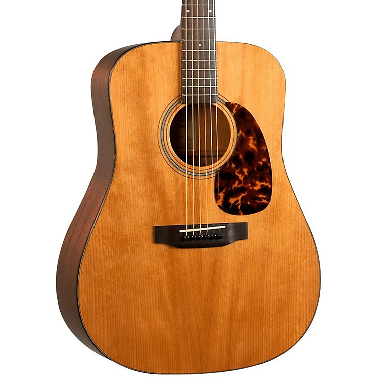 Recording King Torrefied Series RD-T16 Dreadnought Acoustic Guitar Natural 888365898728