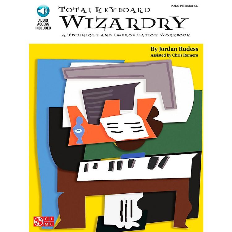 Cherry LaneTotal Keyboard Wizardry - Technique & Improvisation WorkBook/Online Audio Book/Online Audio