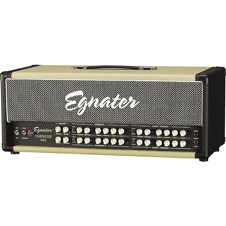 EgnaterTourmaster Series 4100 100W All-Tube Guitar Amp HeadBlack, Beige