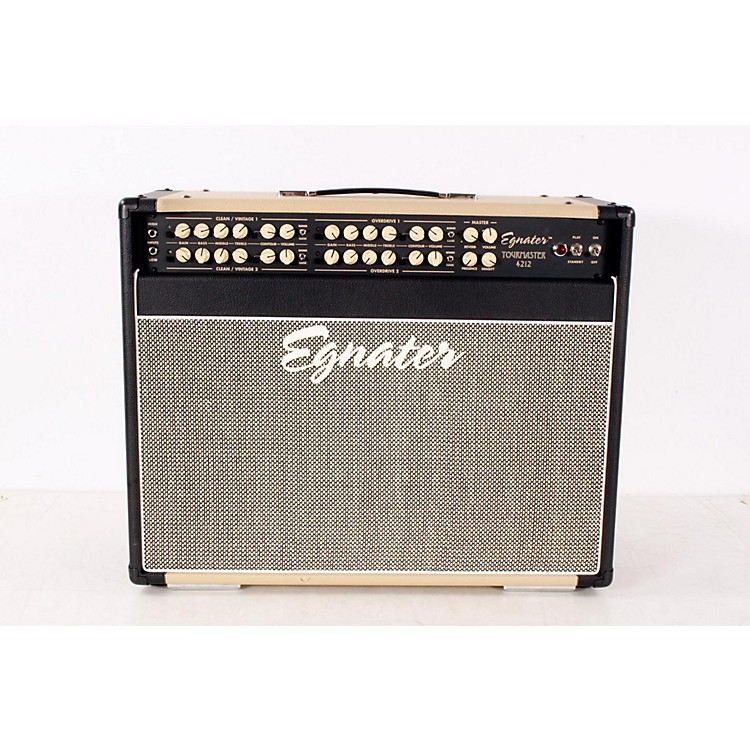 Egnater Tourmaster Series 4212 All-Tube Guitar Combo Amp Black, Beige 190839004543
