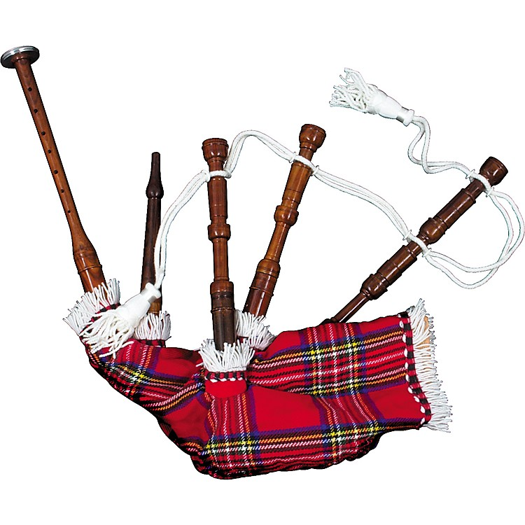 Pipers' Choice Toy Bagpipes with Chanter
