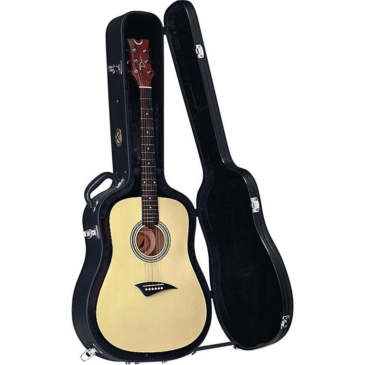 DeanTradition AK48 Dreadnought Acoustic GuitarTransparent Blue