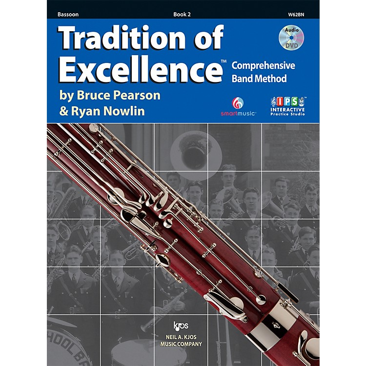 KJOSTradition Of Excellence Book 2 for Bassoon