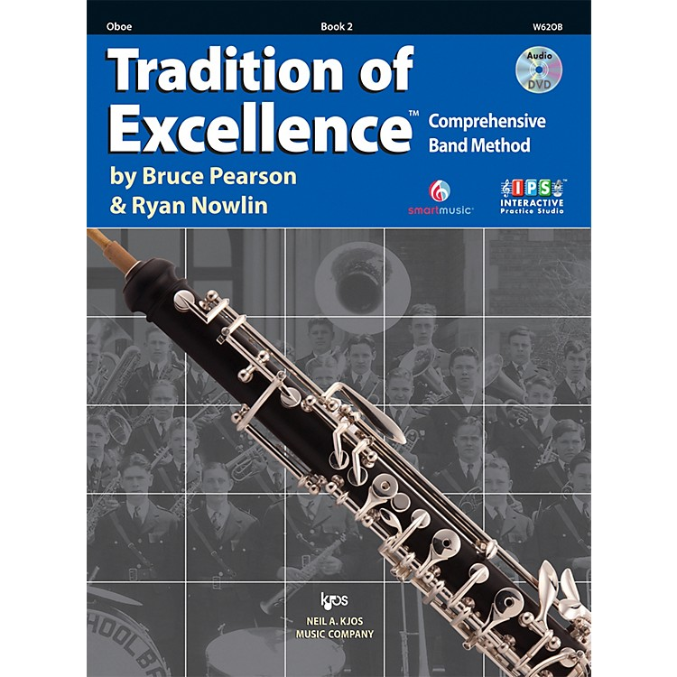 KJOSTradition Of Excellence Book 2 for Oboe